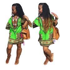 popular short african print dresses buy cheap short african print