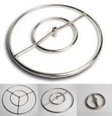 Fire Pit Parts And Accessories by Fire Pit Accessories Fire Pit Ring Burners