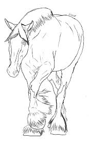481 best coloring pages horse coloring images on pinterest