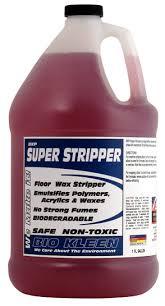 floor wax remover floor wax biokleen