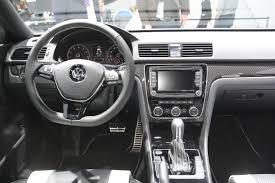 white volkswagen passat interior volkswagen passat performance concept interior eurocar news