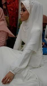 wedding dress muslimah simple the 25 best muslim wedding dresses ideas on muslim