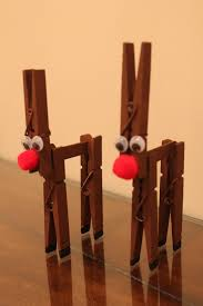 keeping up with the kiddos dollar crafts clothespin reindeer