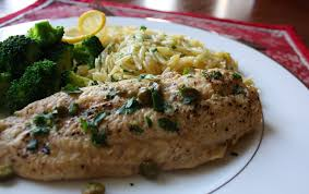 Chicken Piccata Cooking Light Nanna U0027s Cookbook Dad U0027s Chicken Piccata A Light And Healthy Variation