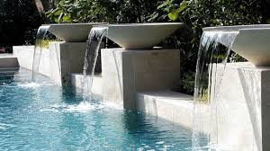 home decor waterfalls home decor pool water fountains waterfalls inground swimming and