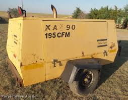 1995 atlas copco xas90jd air compressor item da4602 sold
