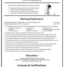 examples of lpn resumes resume example and free resume maker