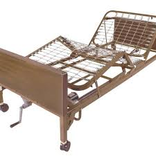 Bed Frame Only Semi Electric Hospital Bed Frame Only Dynquest