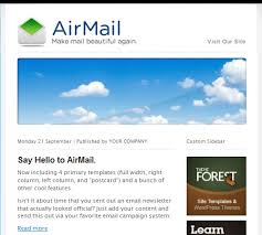50 email templates to enhance your newsletter u0027s appeal naldz