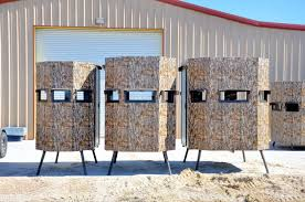 Hunting Ground Blinds On Sale Middle River Buck Blinds
