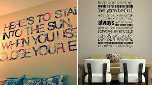 d馗orer les murs de sa chambre décoration murs