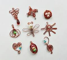 diy necklace pendants images Diy easy wire pendants 10 steps with pictures jpg