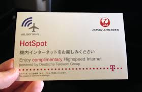 T Mobile Inflight Wifi Japan Airlines Jal Sky Wi Fi Inflight Internet Tech Review