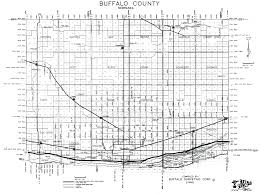 Time Zone Map Nebraska by Buffalo County Tools For Maps