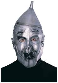Scarecrow Mask Tin Man Costume Mask