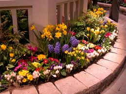 Flower Garden Ideas Pictures Bed Garden Edging Ideas For Pleasing Pictures Of Flower Bed Ideas