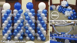 balloons decoration balloon decoration for dell computer cebu balloons and party