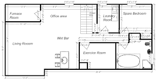 chic basement design tool for classic home interior design with