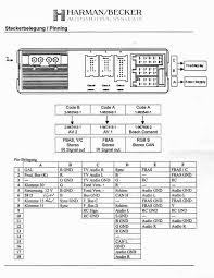 mercedes car radio stereo audio wiring diagram autoradio connector