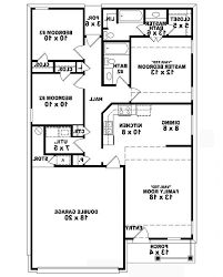 3 Bedroom 2 Bath House Plans House Floor Plans 3 Bedroom 2 Bath 2 Story Fresh Bedrooms Decor