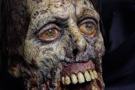 Jeepers Creepers Halloween Mask by Scared To Death Opens At Museum Of Pop Culture From Zombos U0027 Closet