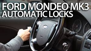 how to enter hidden diagnostic and clear dtcs in ford mondeo mk3