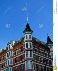 french chateau style french chateau style hotel stock photo image 39044727
