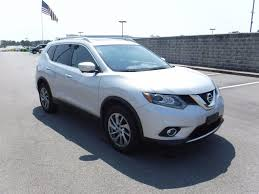 nissan rogue gas mileage 2015 2015 used nissan rogue awd 4dr sl at landers chevrolet serving