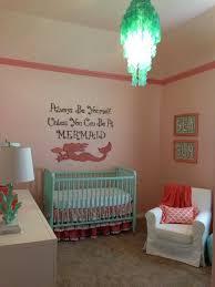 Mermaid Nursery Decor Mermaid Themed Nursery Mermaid Themed Nursery Decor