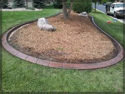 concrete edging mn curb creations mn concrete edging