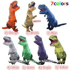 t rex costume 7 colors realistic t rex costume for and kids