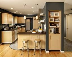 wood kitchen cabinets with grey walls kitchen ideas grey kitchen walls maple cabinets light