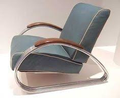 Streamline Moderne Furniture by Howell Chrome Art Deco Table Designed By Wolfgang Hoffman Art