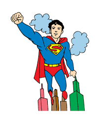 superman story coloring pages kids color print