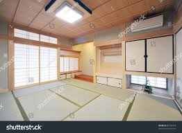 Japanese Style Living Room Interior Image Japanese Style Living Room Stock Photo 86172319