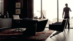 Christian Desk Accessories Apartment Desk Christian Greys Commanding Desk In Fifty Shades