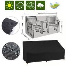 polyester garden patio furniture covers stacking chairs ebay
