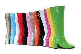 size 12 womens go go boots 3 inch gogo boots s white size 12 ebay