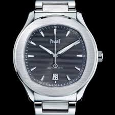 piaget automatic piaget polo s ref g0a41003 stainless steel automatic cal 1110p
