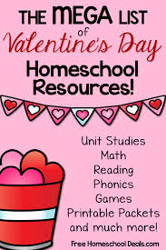 valentine u0027s day learning resources unit studies coloring pages