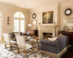 Traditional Living Room Interior Design - traditional living and dining rooms with touch of whimsy julie