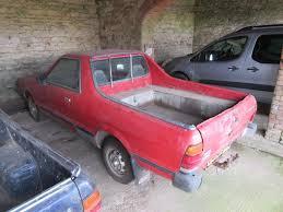 1986 subaru brat 1986 subaru 284 1800 4wd petrol pick up truck reg no c405 snh