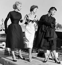 1950s fashion history women u0027s clothing