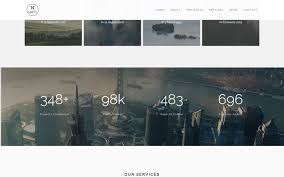 Fashion Nexus A Fashion Blog by Nexus Agency Html5 Responsive Website Template