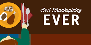 10 ways to make this thanksgiving the best signs