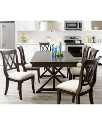 baker street dining table baker street kitchen furniture collection furniture macy s