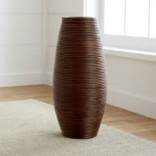 Oversized Vase Galang Floor Vase Umbrella Stand Crate And Barrel