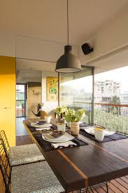 architecture brio renovates a compact apartment in mumbai