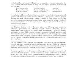 resume summary of qualifications leadership styles career summary exles for supervisor exle of resume