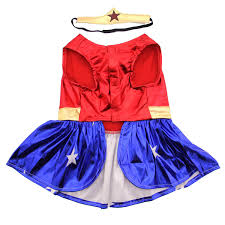 wonder woman halloween costume wonder woman dog halloween costume with same day shipping baxterboo